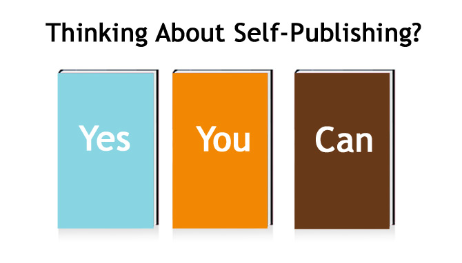 Thinking about Self Publishing